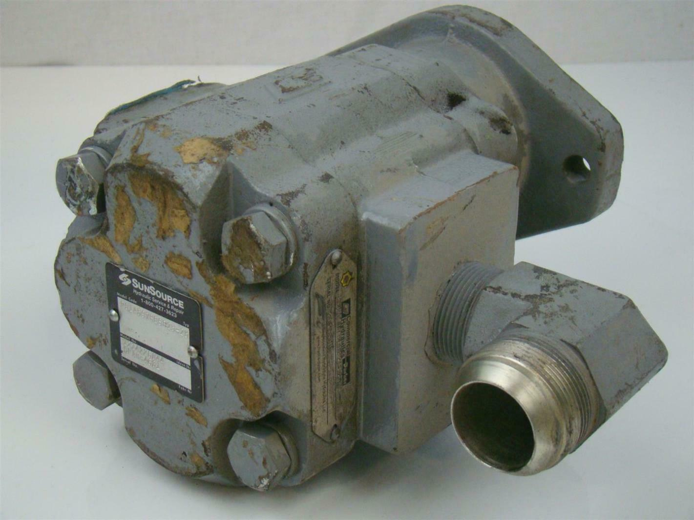 Parker Hydraulic Pump 86 Shaft P51a597besp25 25 Joseph