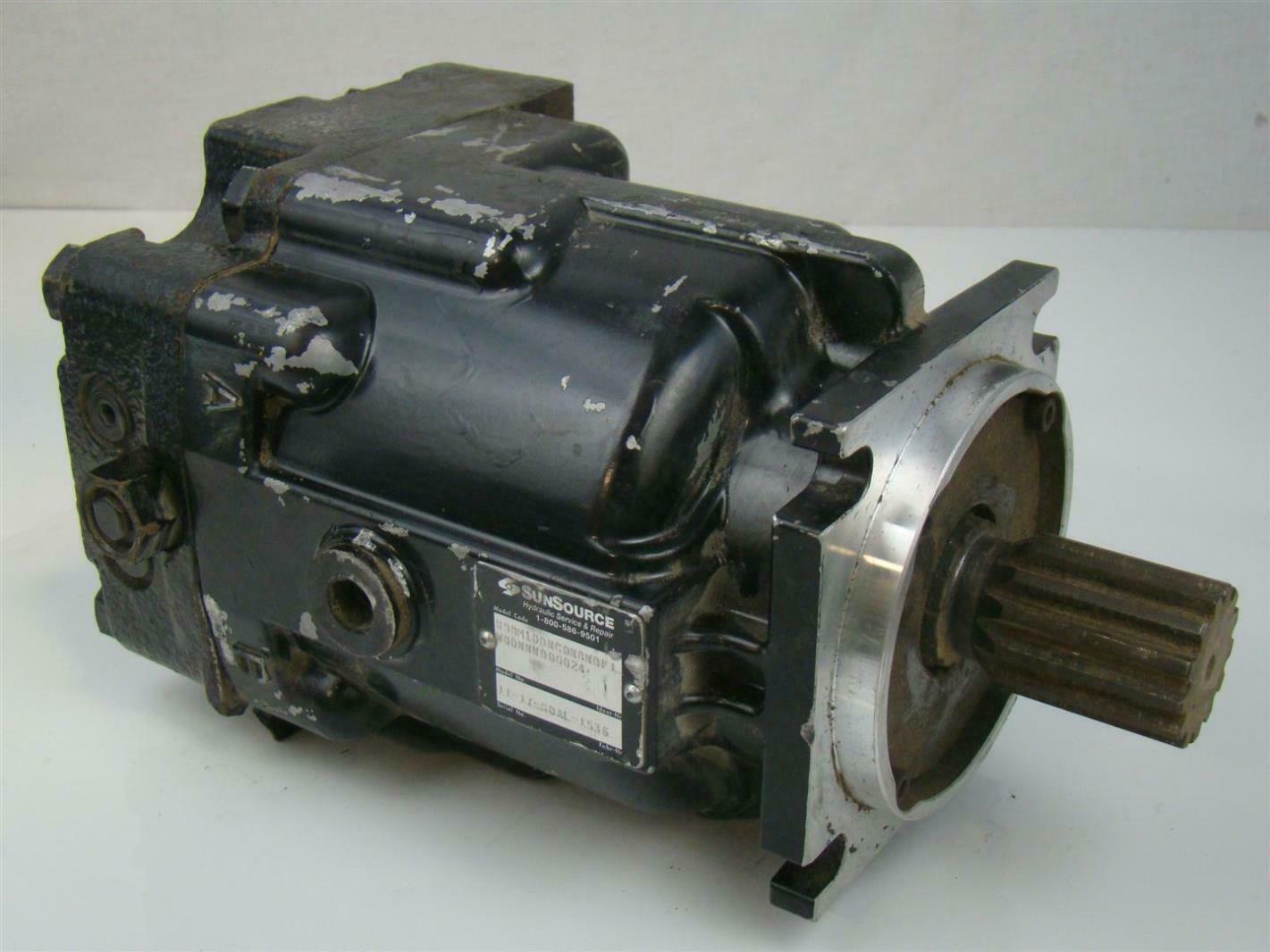 Sauer Danfoss Axial Refurbished Piston Hydraulic Motor 1