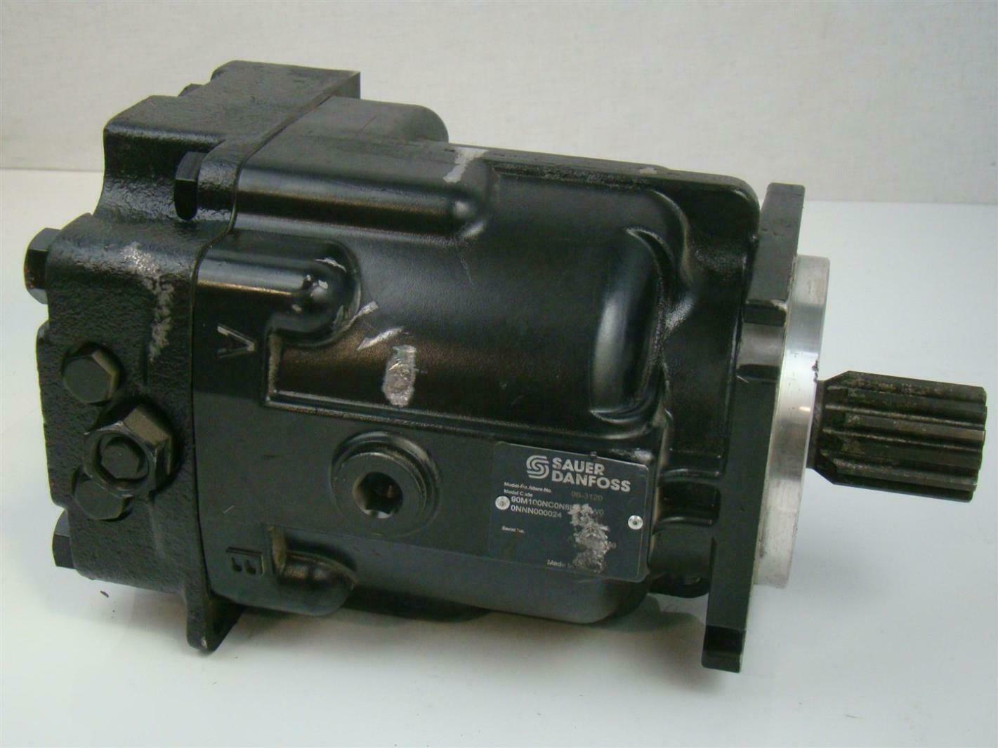 Sauer Danfoss Axial Piston Hydraulic Motor Shaft