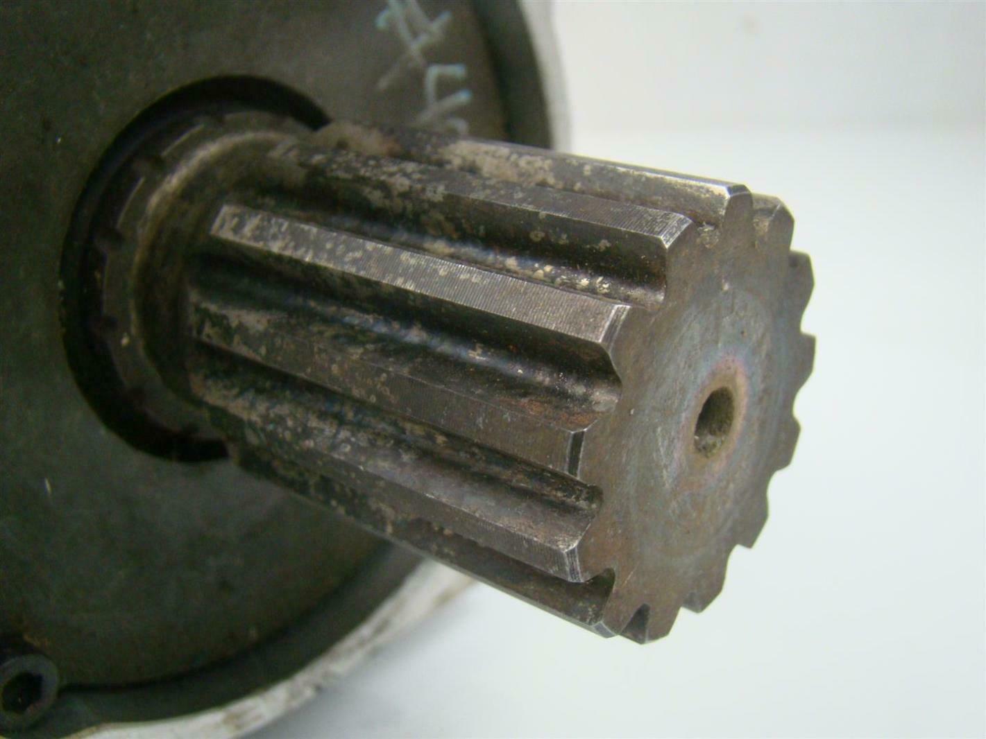 Sauer Danfoss Axial Piston Hydraulic Motor Shaft