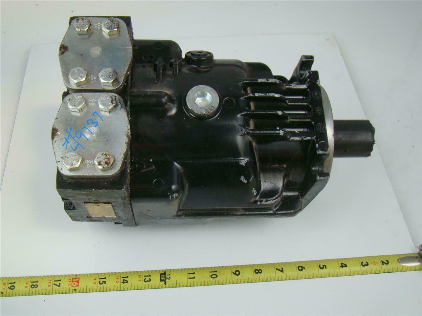Sauer Danfoss Axial Piston Hydraulic Motor 22222222 Ebay