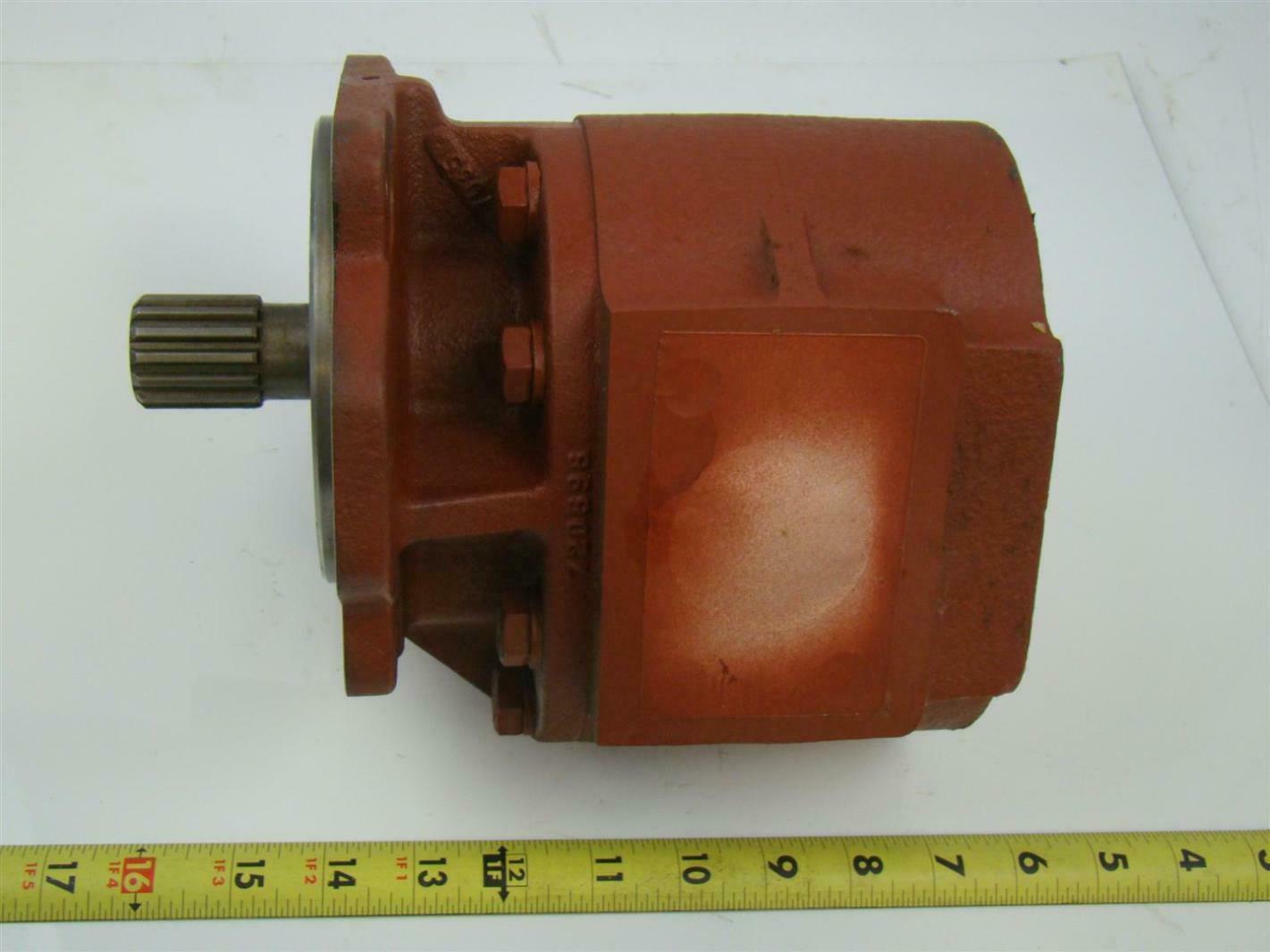 Geartek Hydraulic Pump Model D30l 1c Ut 1 25 Quot Shaft D30l