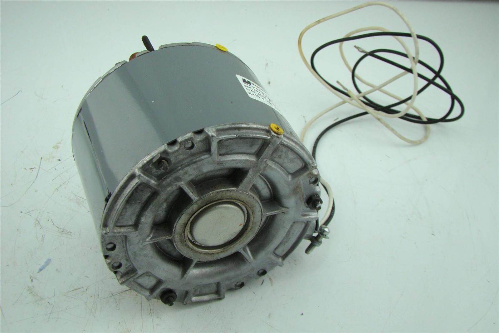 Magnetek Universal Electric Motor 1 15 Hp 2 4a 60hz