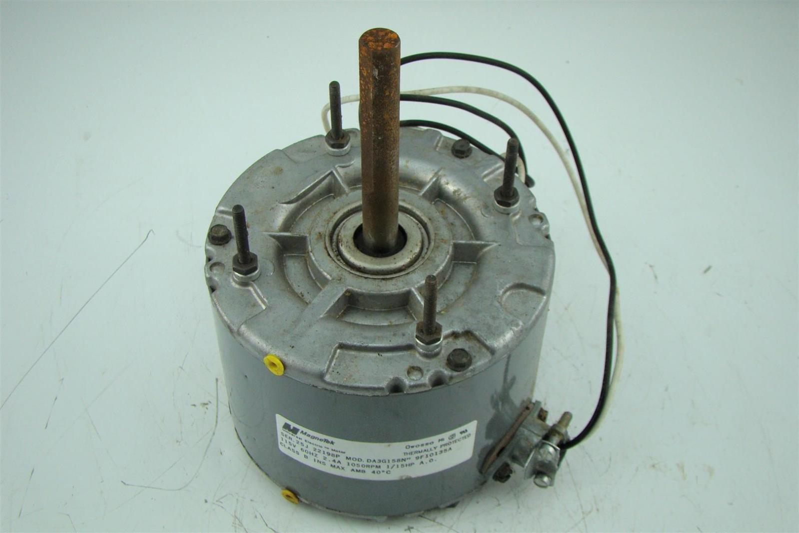 Magnetek universal electric motor 1 15 hp 2 4a 60hz for Class b electric motor