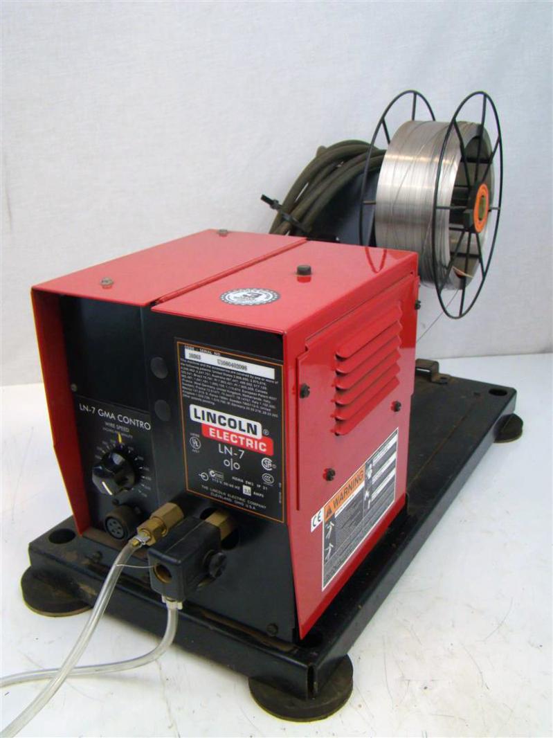 Lincoln eletric wire feeder ln 7 115v 10363 joseph for Lincoln welder wire feed motor