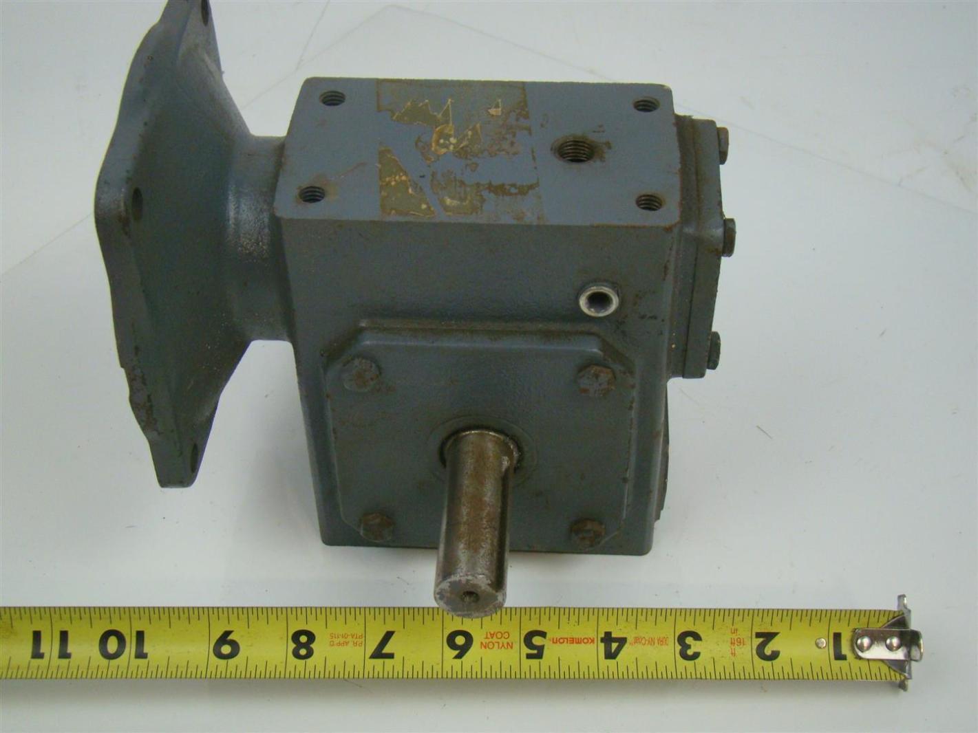 Hub City Gear Reducer 5 1 Ratio 0220 61219 211 214 Ebay