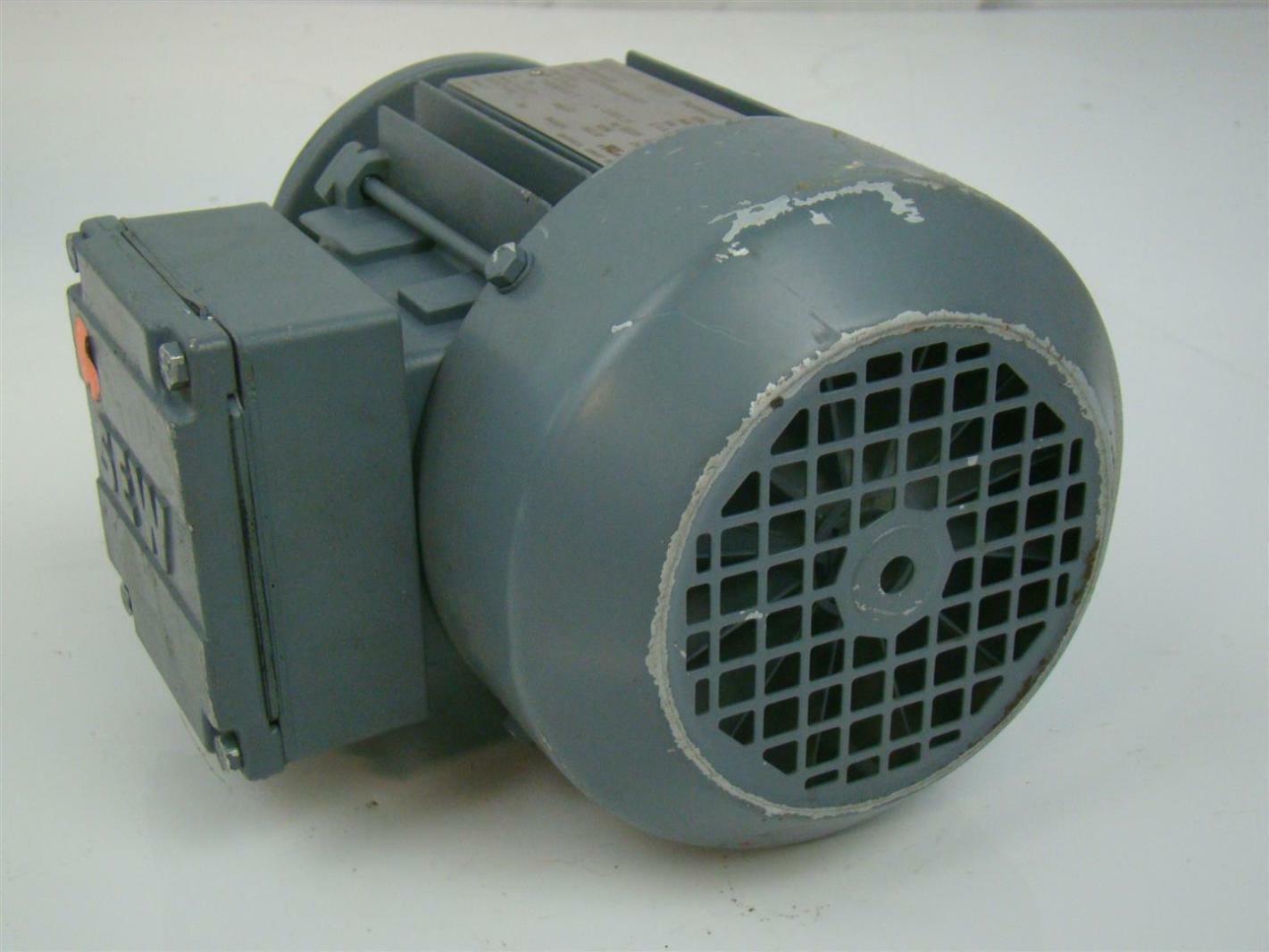 Sew Usocome Motor 230 400v 1700rpm Df171d4 Tf Joseph