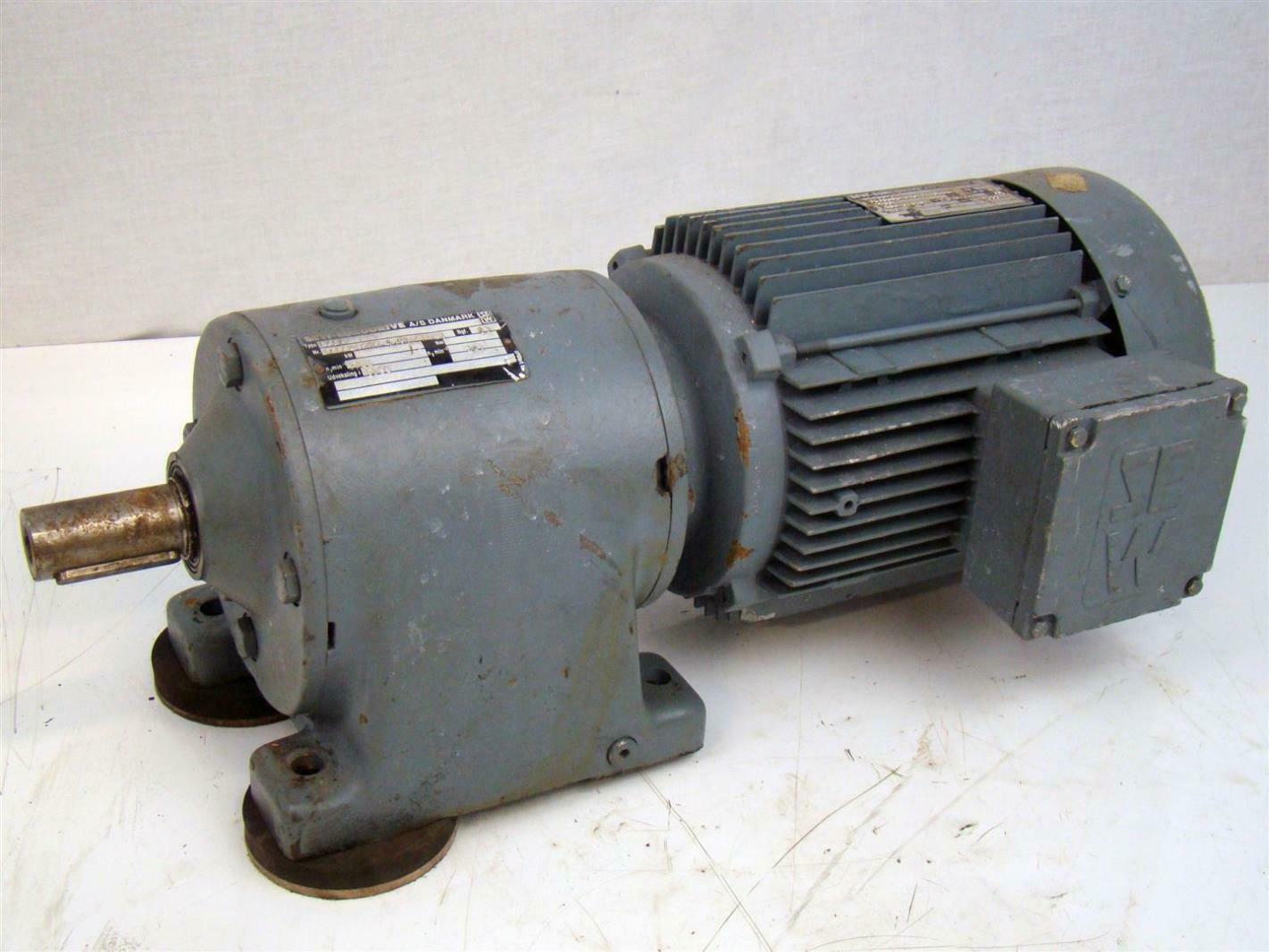 Sew Eurodrive Motor 1700rpm R60a Dt100l4 Joseph Fazzio
