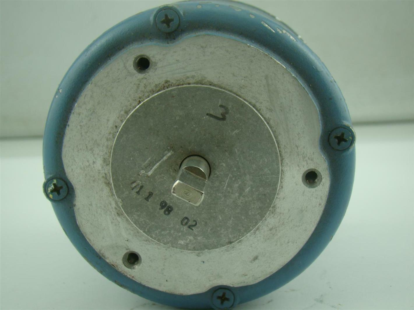Superior Electric Slo Syn Motor Synchronous Stepping 120vac 0 6a Ss250b Ebay