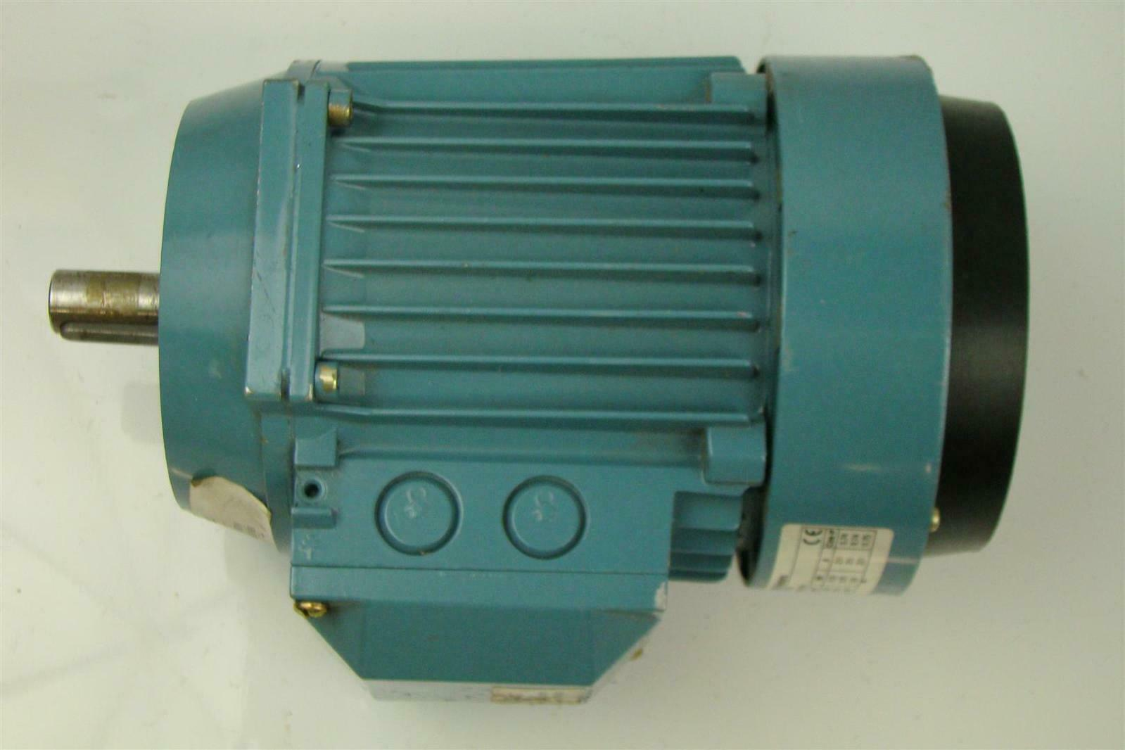 Abb Electric Motor 480v 60hz 65kw 1700 Rpm 75hp