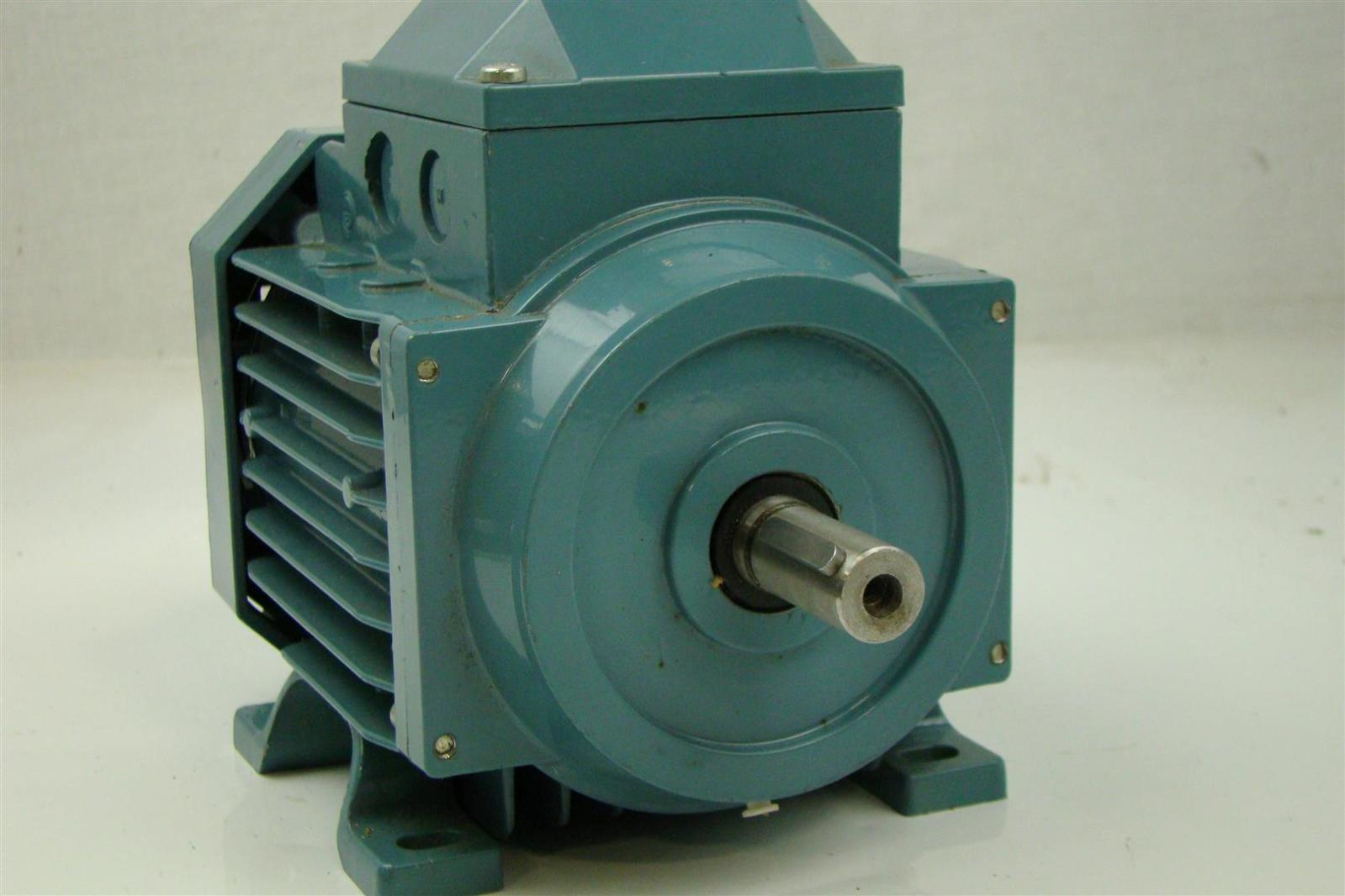 Abb Electric Motor 250 440v 60hz 65kw 1700 Rpm 75hp