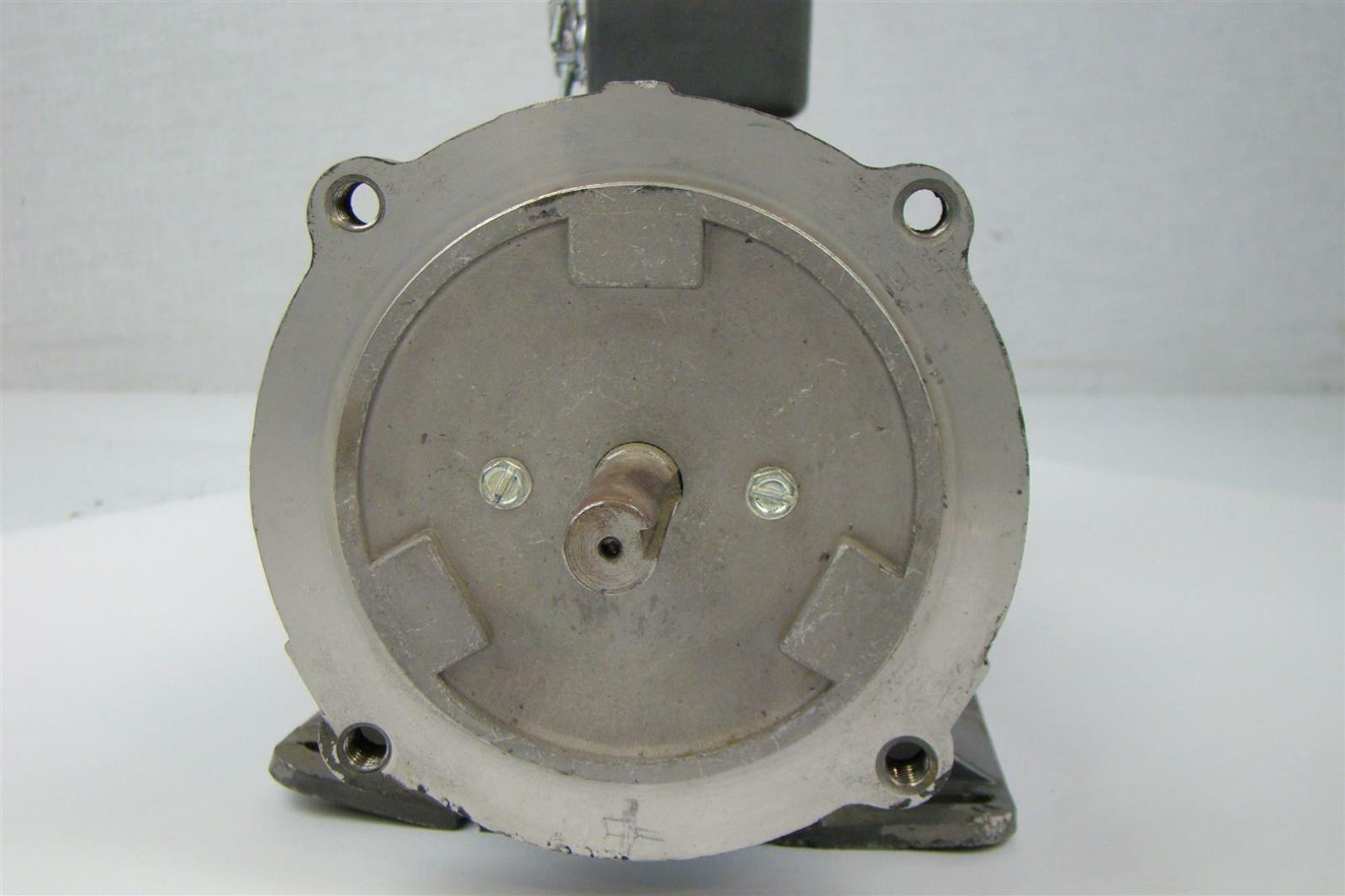Baldor industrial dc motor 1 2hp 1750rpm 180v 2 5a cdp3326 for Baldor industrial motor parts