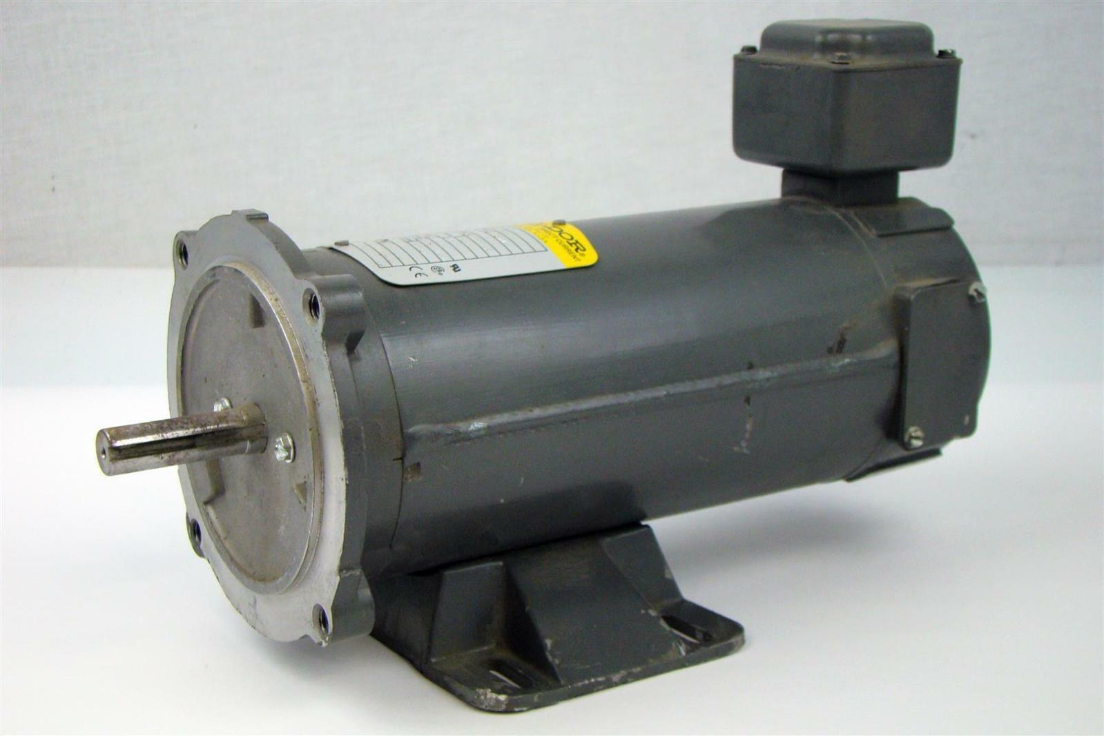 Baldor industrial dc motor 1 2hp 1750rpm 180v 2 5a cdp3326 for Industrial motor control 7th edition pdf