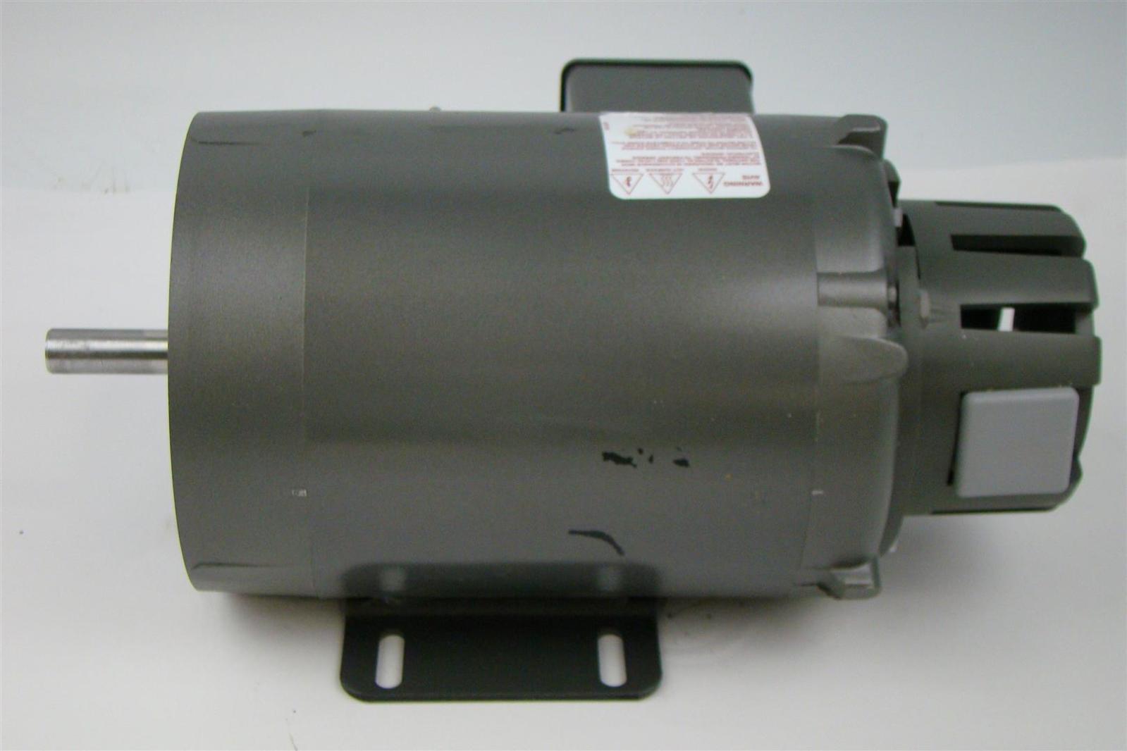 Baldor Reliancer Electric Motor 230 460v 1725rpm 5hp 3ph