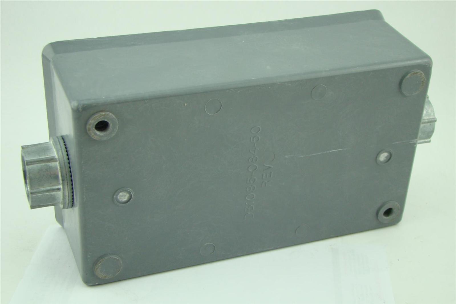 Square D Manual Motor Starter 2510mbw2 575v 5hp Max Ebay
