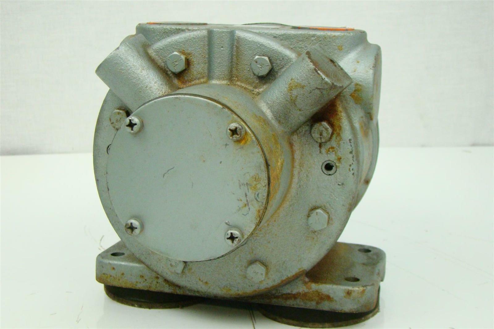 Gast Air Motor 9 5 Hp 2 000 Rpm 275 Cfm 1186 16am Frv 2 Ebay