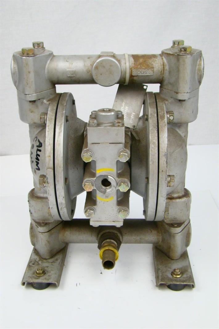 Yamada Aluminum Diaphr...
