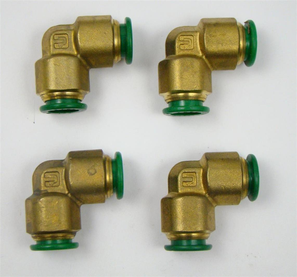 Parker prestolok push to connect tube fitting