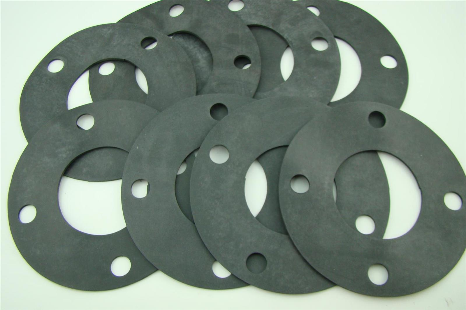 Pipe flange gasket quot dia ansi rf thick