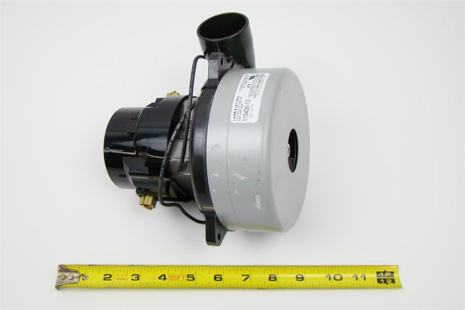 Ametek Lamb Vacuum Blower Motor 24vdc 119436 13 Joseph