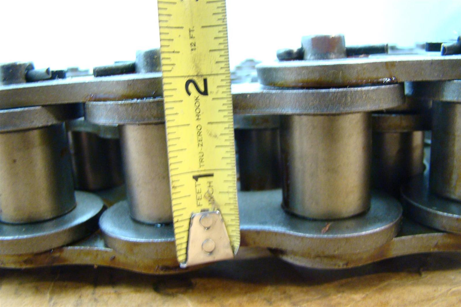 rex 160 roller chain cotter pin type 10 39 joseph fazzio incorporated. Black Bedroom Furniture Sets. Home Design Ideas