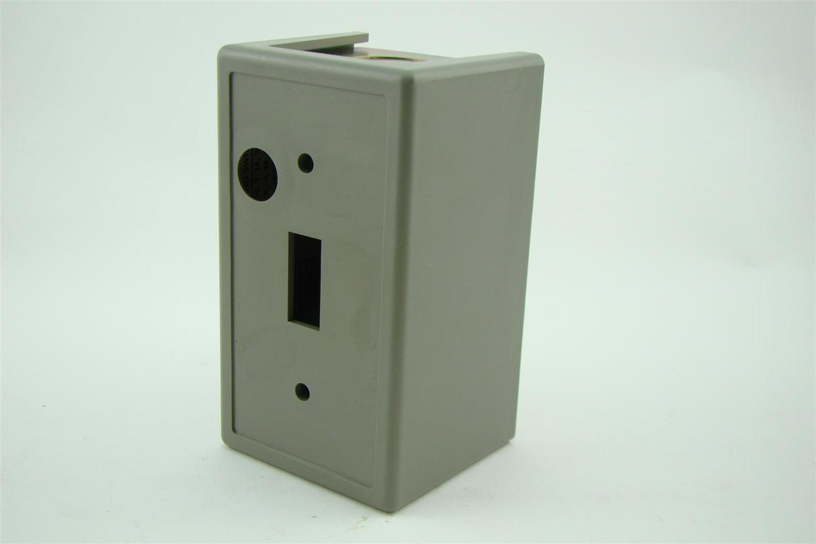 Square d motor starting switch type 1 enclosure 55447 ebay for Square d motor switch