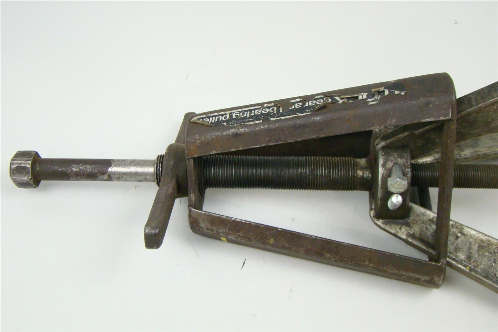 Posi Lock Gear Pullers : Posi lock jaw gear bearing puller ton model