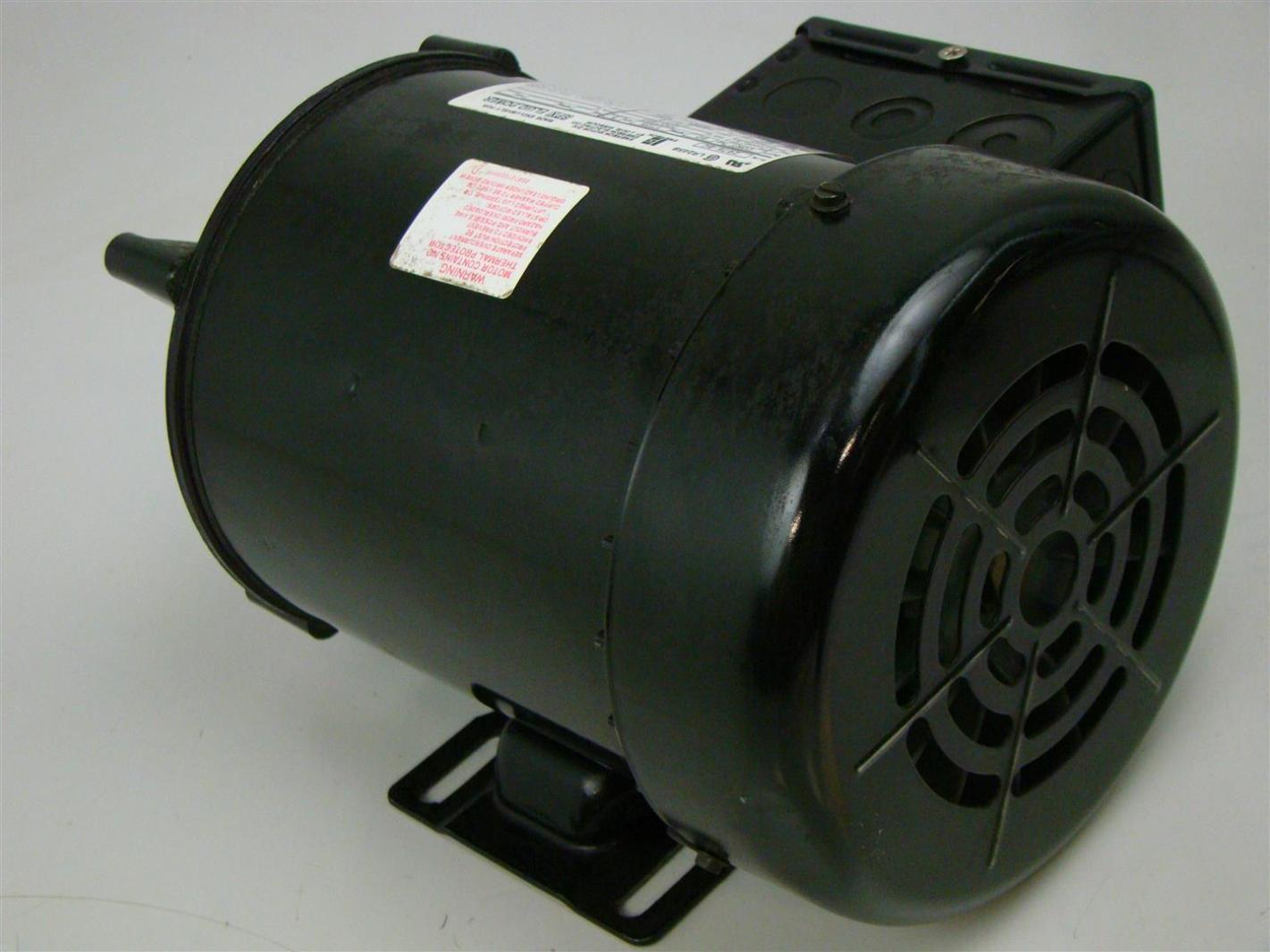 Emerson Motor 5hp 230 460v 1725rpm 2976 Bc Joseph