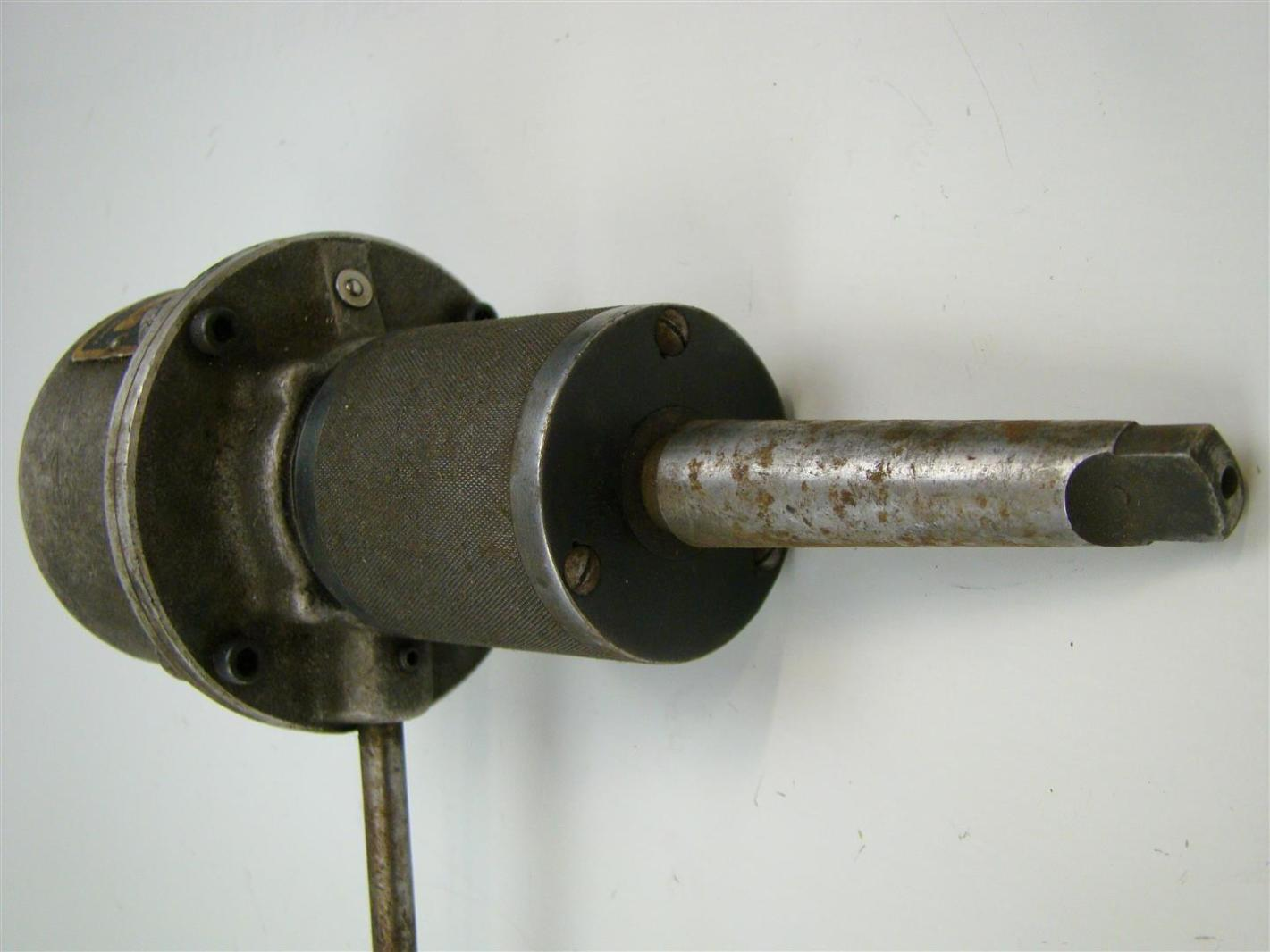 procunier tapping machine