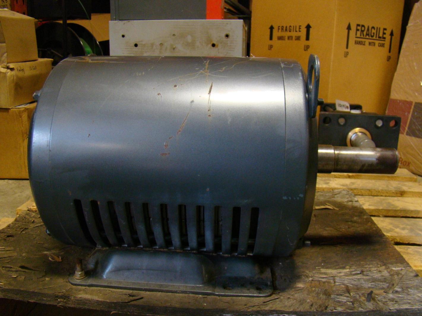 Lincoln Electric 25hp Odp Ac Motor 200 400v 1940607851
