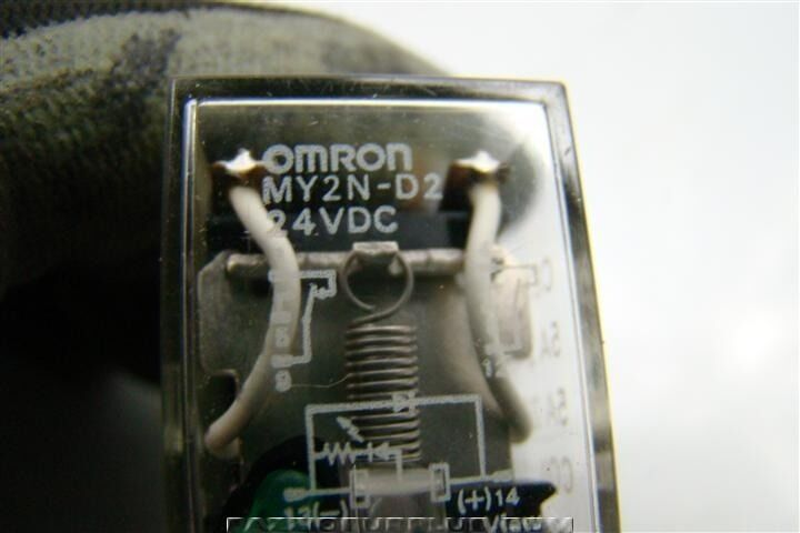 Omron 24vdc 8 Pin Relay My2n