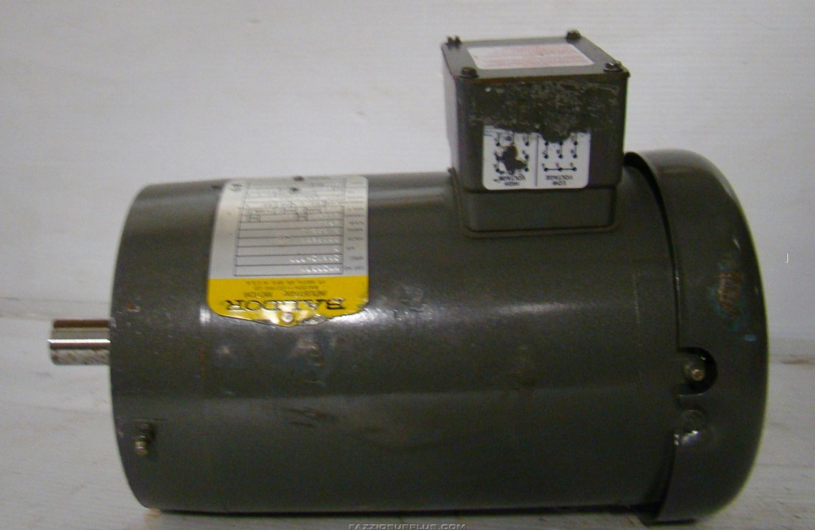 Baldor 2hp Electric Motor 1451c 230 460v Vm35587 Ebay