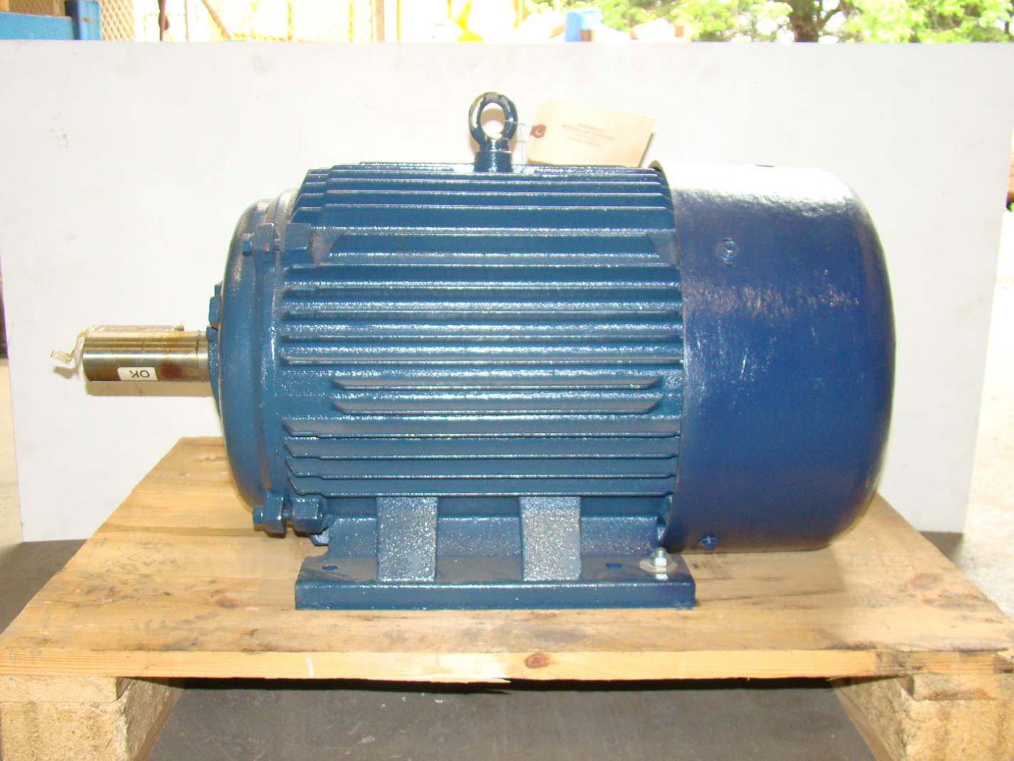 Marathon electric 20hp motor 208 230 460v fh for Marathon electric motors model numbers