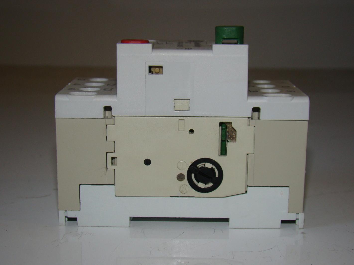 Allen Bradley Manual Motor Starter 140 Mn 0400 Joseph