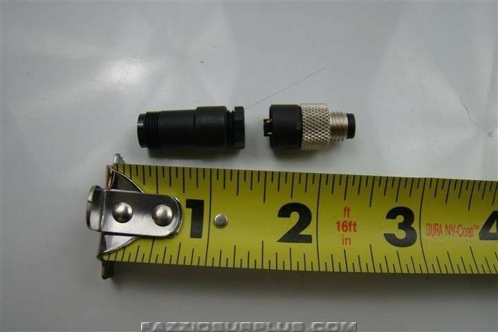 Turck Sensor Cables : Turck sensor cable male connector bs ebay