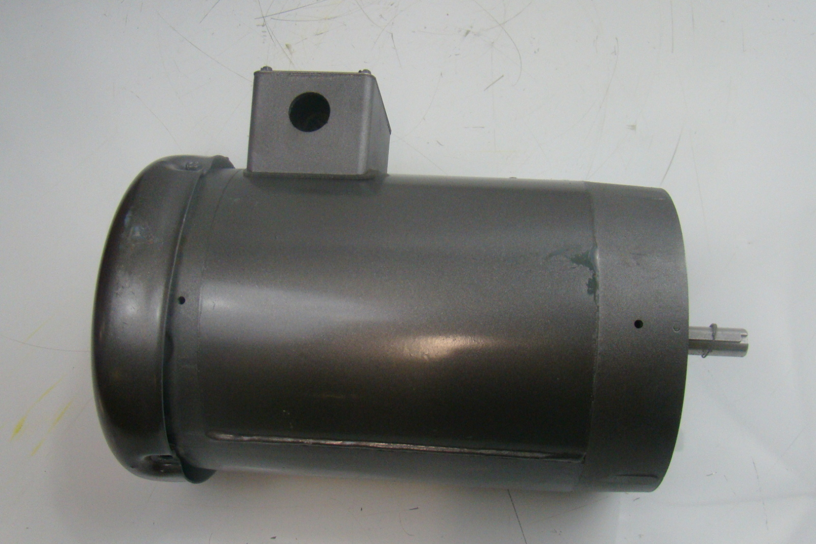 Baldor 2 hp 3450 rpm electric motor vm3555 ebay for Baldor electric motor parts