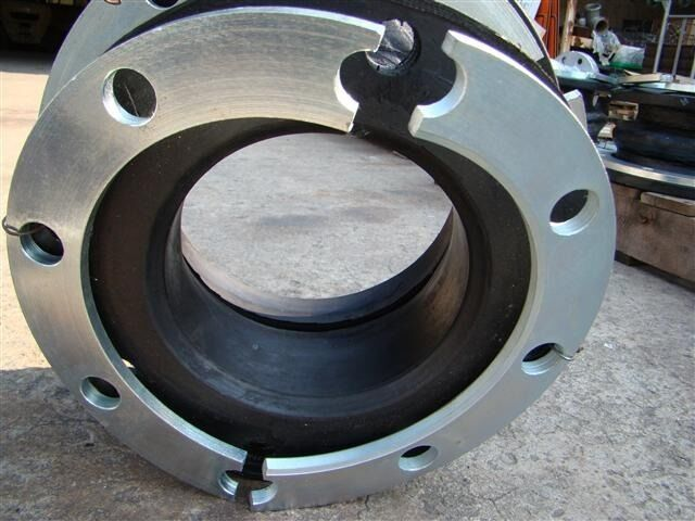 Expanding Joint Pin Coupler : Goodall expansion joint coupling flanged connection e tc