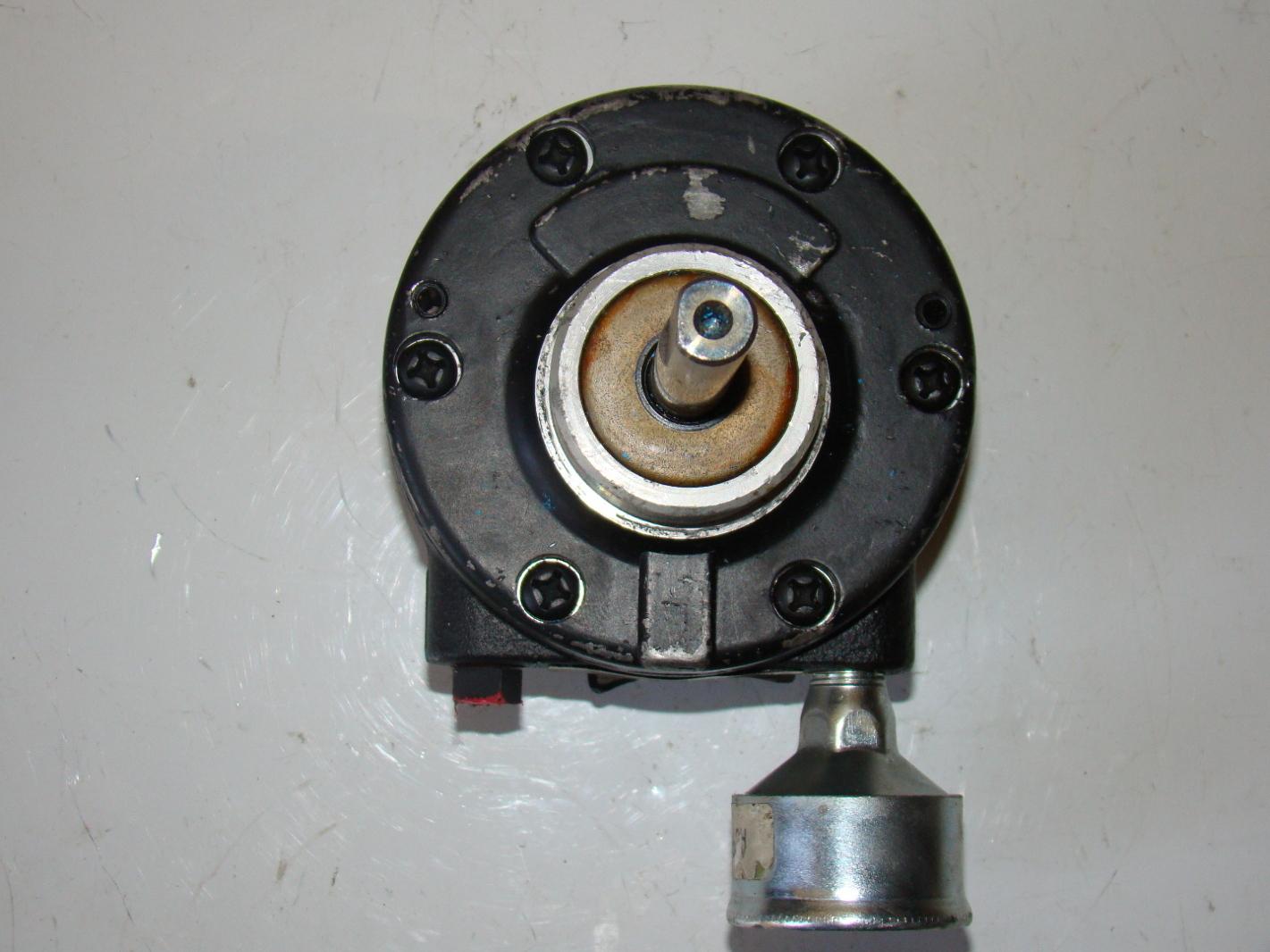 Gast Air Motor 2amncw82 Ebay