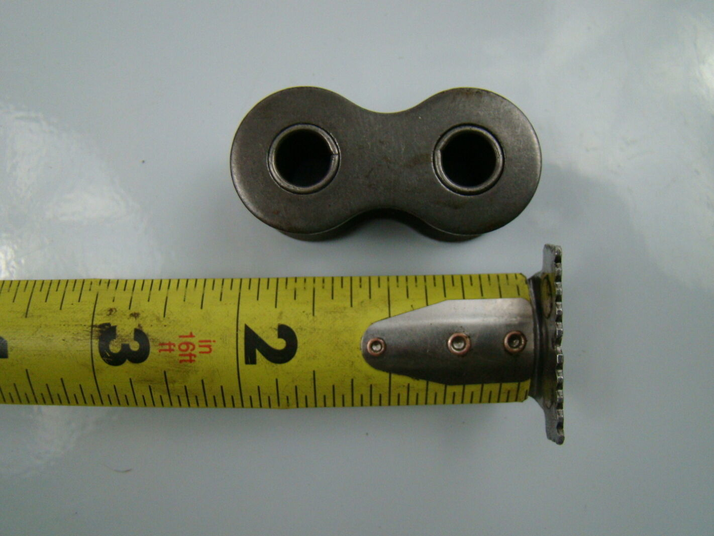 5 rex steel roller links rc80 joseph fazzio incorporated. Black Bedroom Furniture Sets. Home Design Ideas