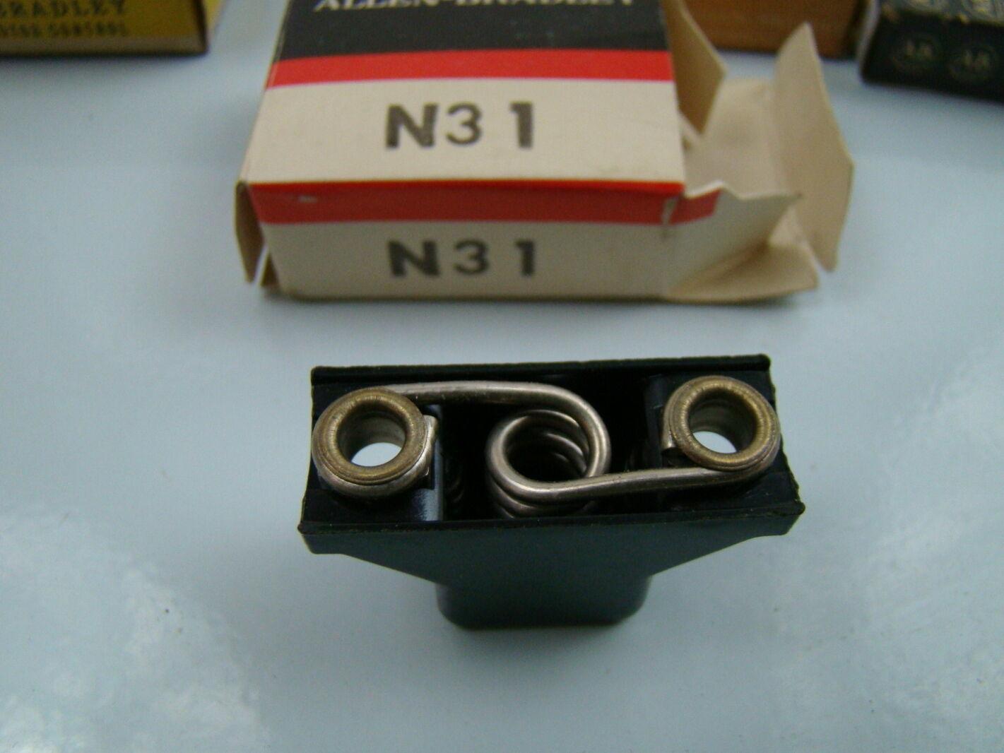 Assortment of Allen Bradley Heating Elements N22 N44 N30 ...
