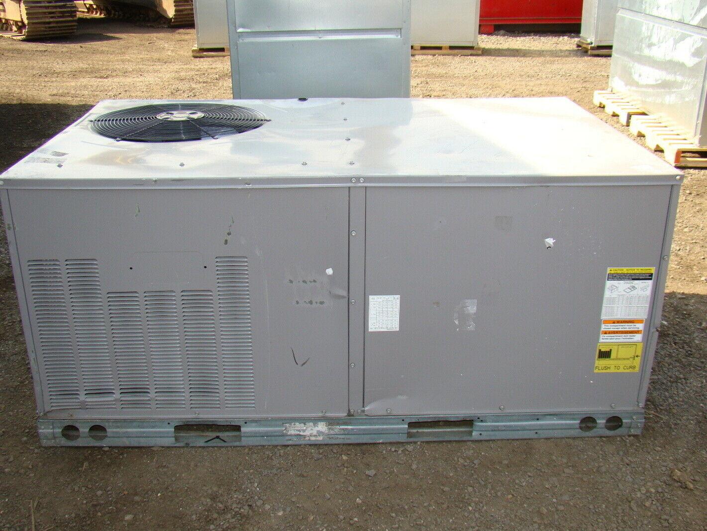 york 50 ton package unit hvac talk heating air heat pump