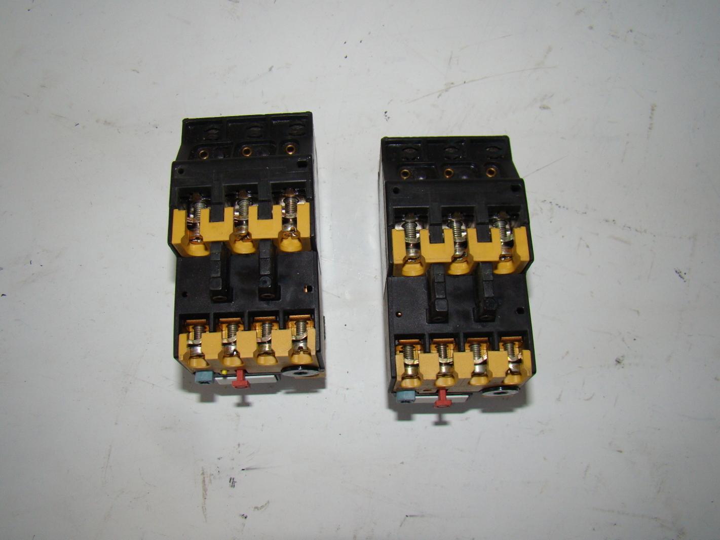 Allen bradley bimetallic overload relay 193 bsb30 ebay for Allen bradley motor overload