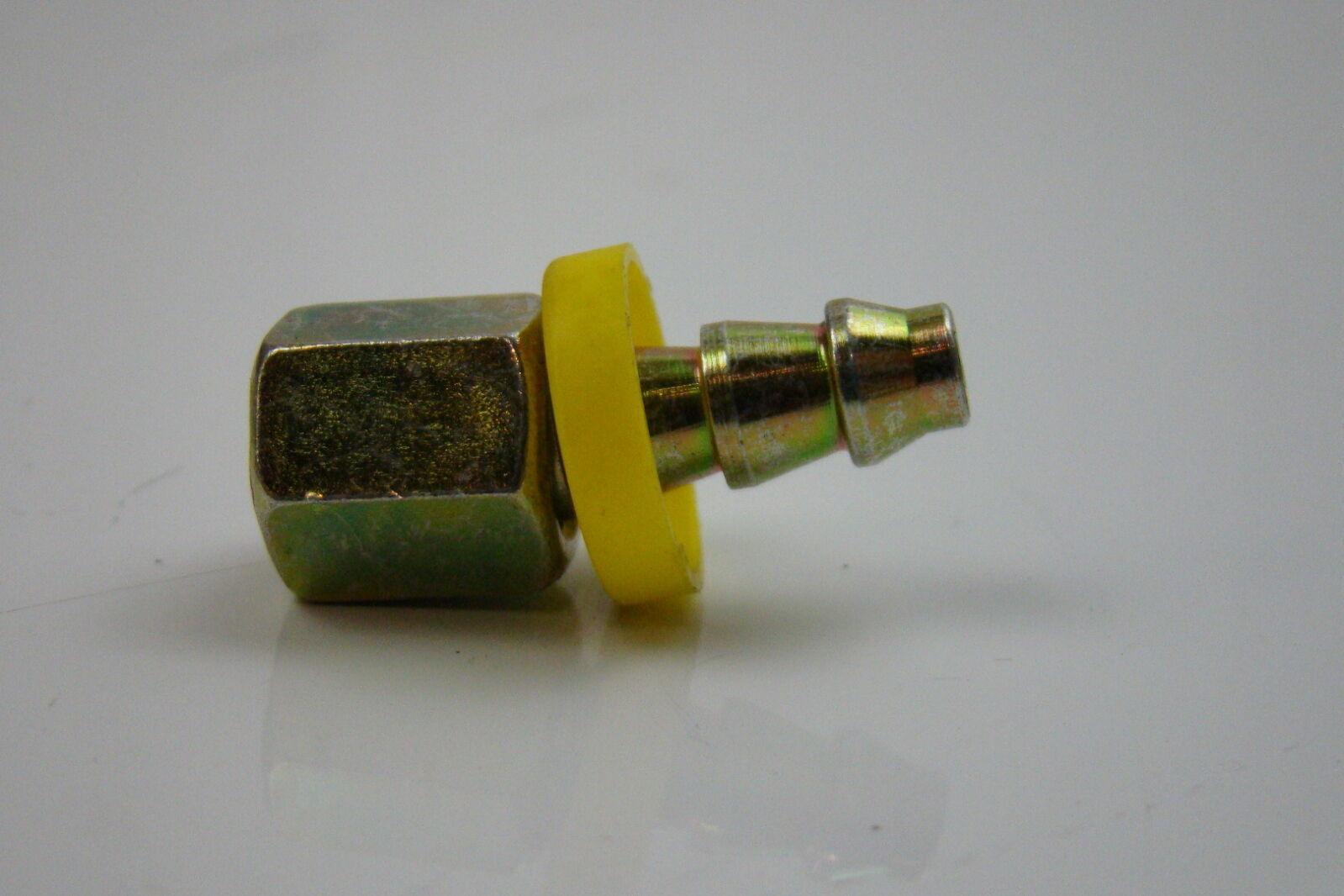 Parker hose push lok fitting c ebay