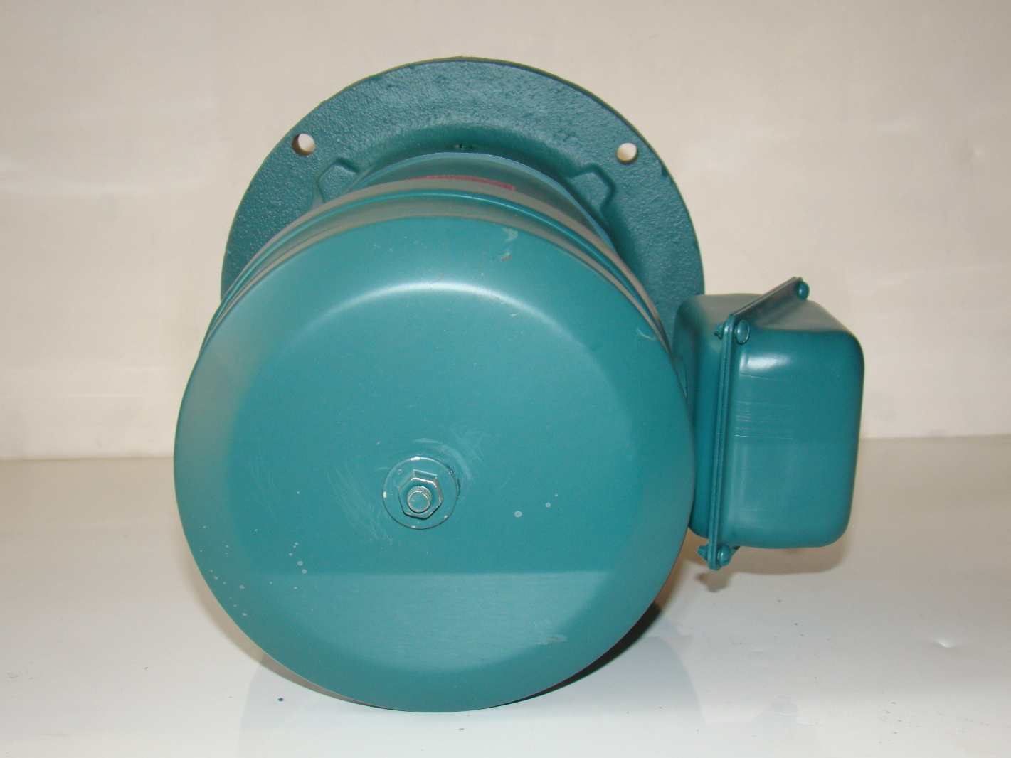 Reliance 1 hp electric motor 230 460v p14h5625m ebay for Reliance electric motor parts