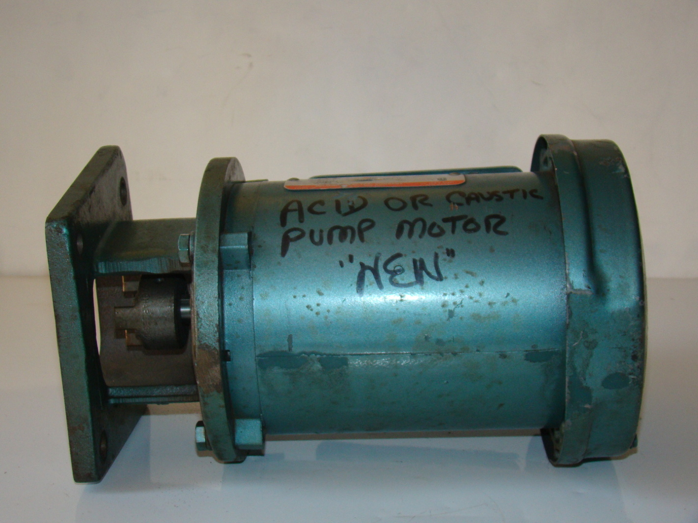 Reliance 3 4hp electric motor volts 208 230 460v p56h1337 for Reliance electric motor parts