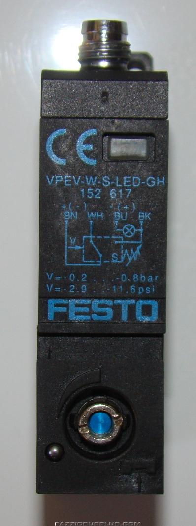 Festo Sensor Vpev W S Led Gh Ebay