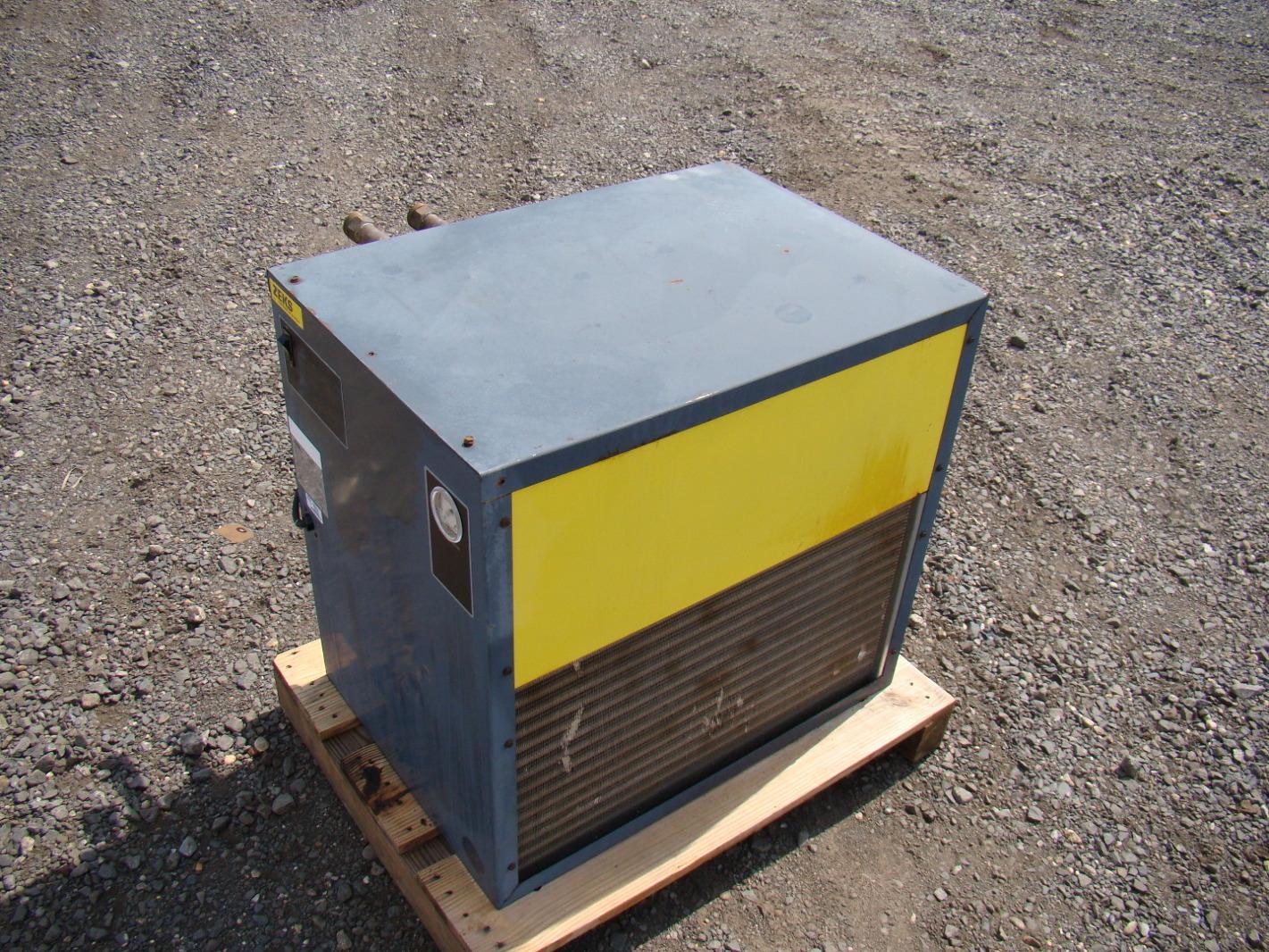 Zeks Refrigerated Air Compressor Dryer 115v 40cfm 1 1 4