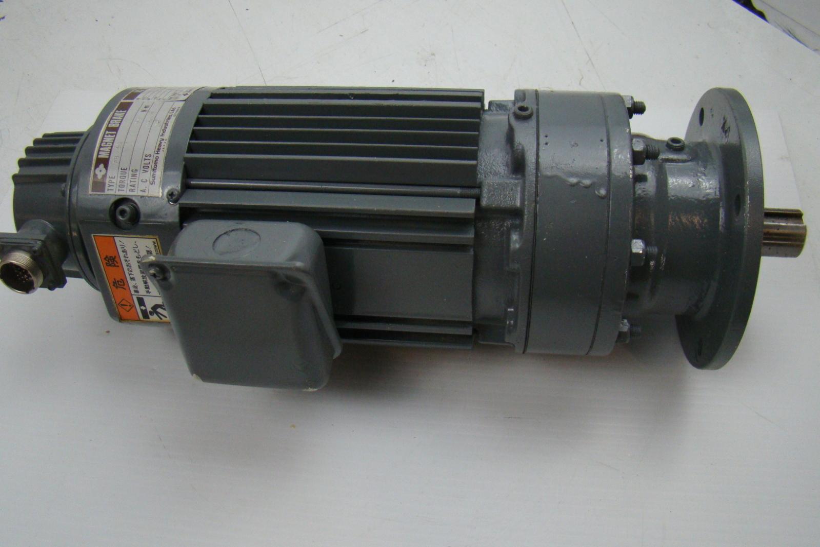 Sumitomo Heavy Industries Ac Servo Motor Magnetic Brake
