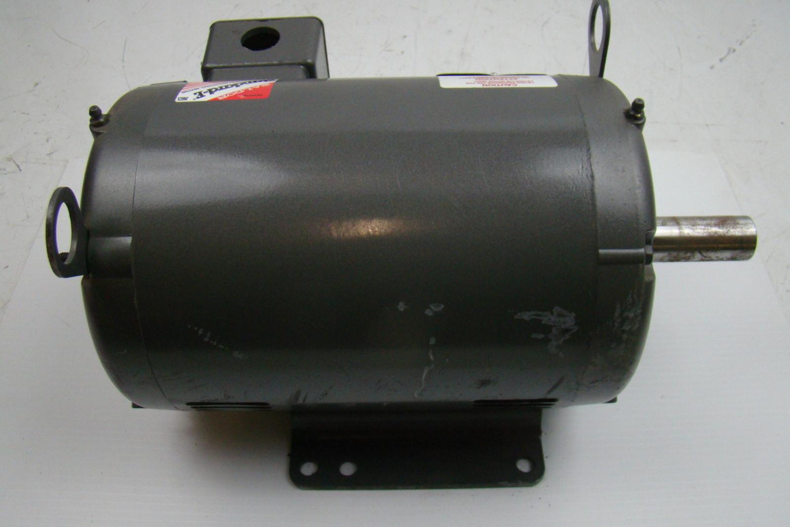 Baldor Standard E 5hp Electric Motor 230 460v 36j448y335h2