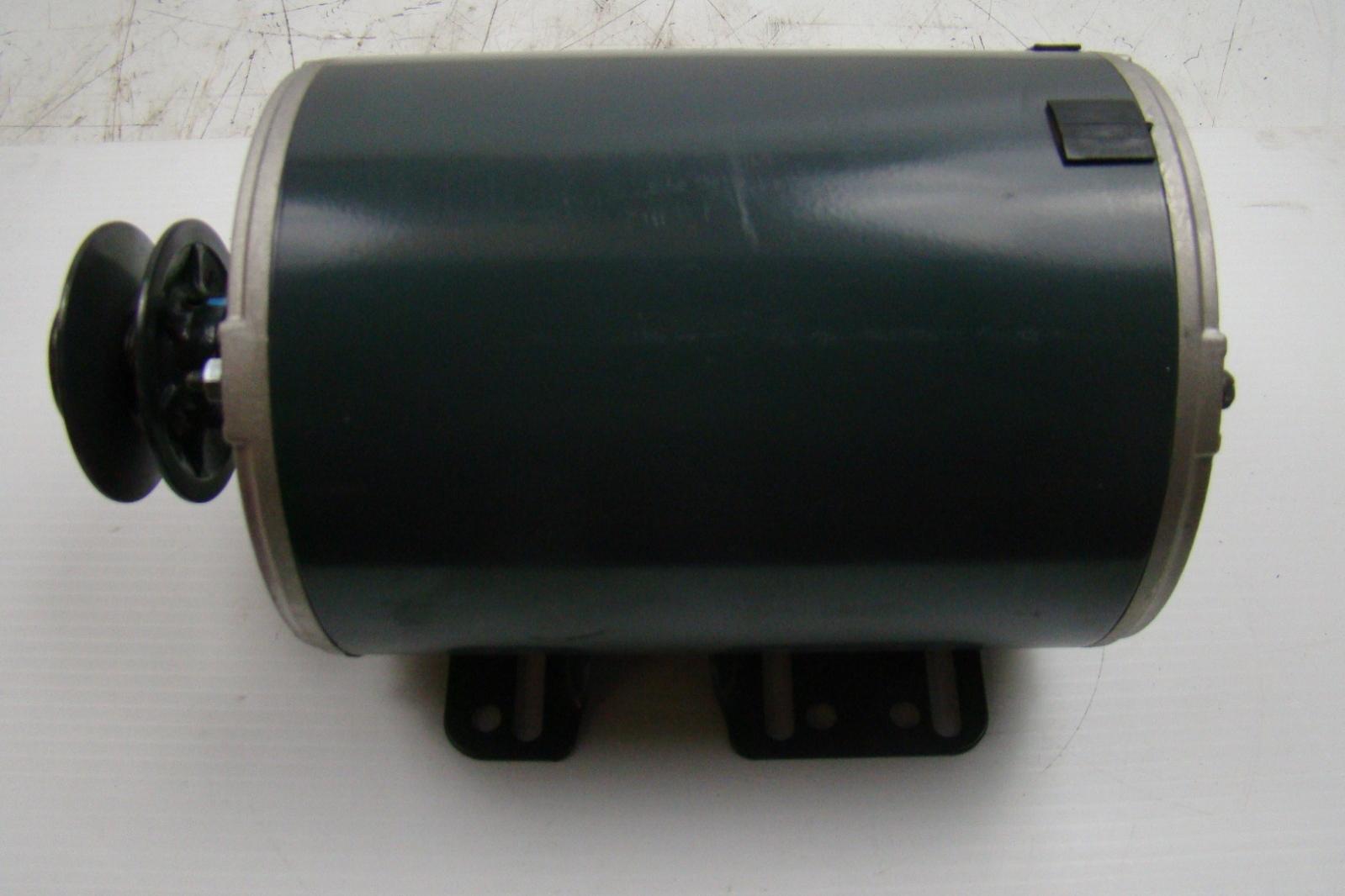 Marathon Electric Motor 1 1 2 Hp 200 230 460v 5k49pn4018cx Ebay